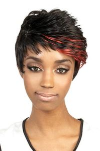 Motown Tress Synthetic Wig Straight  (STORM)