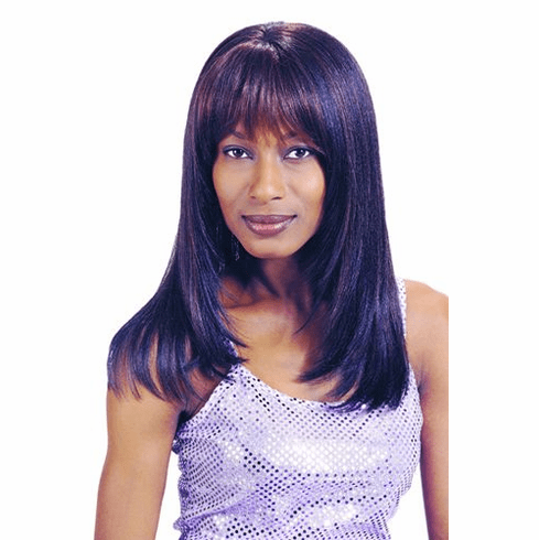 Motown Tress Human Hair Wig Straight (H-6626 LANI)