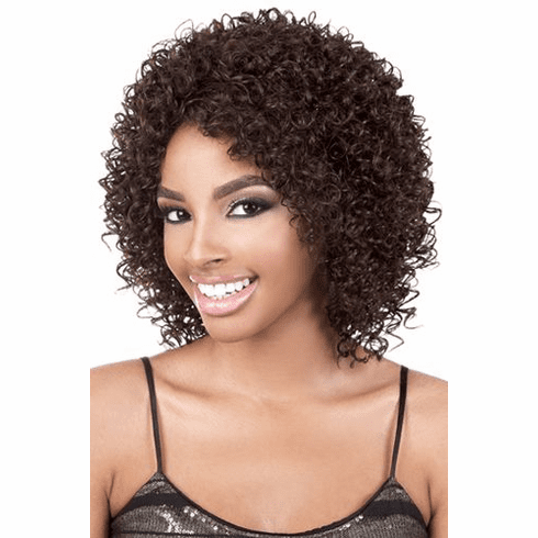 MOTOWN TRESS NE1 HUMAN HAIR WIG--- (HB-ALLIE)