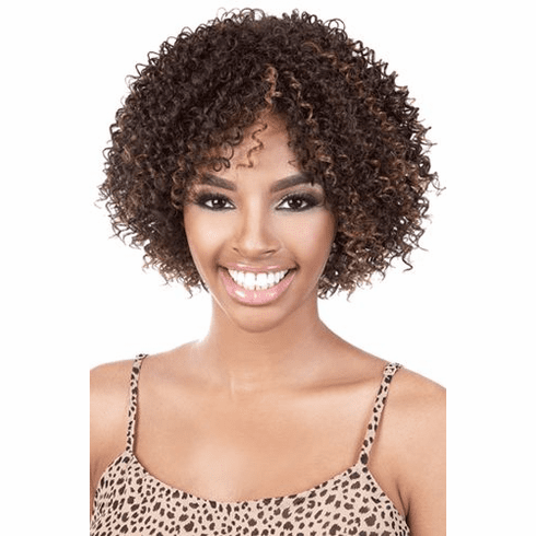 MOTOWN TRESS NE1 HUMAN HAIR WIG--- (HB-DOLLY)