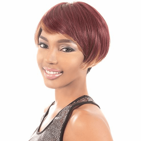 MOTOWN TRESS NE1 HUMAN HAIR WIG--- (HB-FULL)