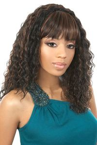 Motown Tress Synthetic Wig Wavy (NIC)
