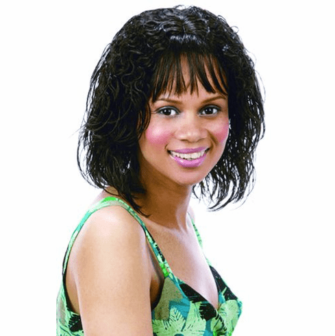 Motown Tress Synthetic Wig  Curly (ALLEGRA)