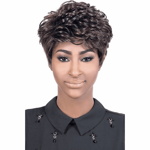 Motown Tress Synthetic Wig  Curly (ANGIE)