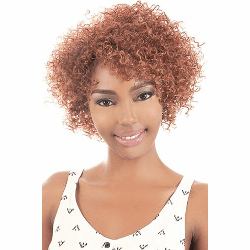 Motown Tress Synthetic Wig  Curly (CHANTE)