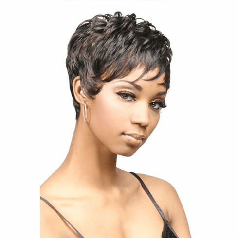 Motown Tress Synthetic Wig  Curly (CHI)