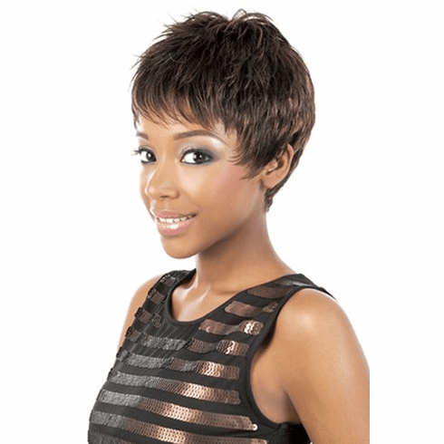 Motown Tress Synthetic Wig  Curly (CONNIE)