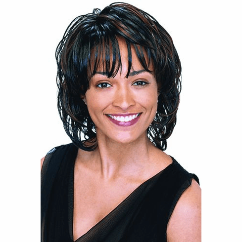 Motown Tress Synthetic Wig  Curly (DENVER)