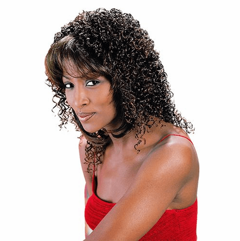 Motown Tress Synthetic Wig  Curly (DEXTRA)