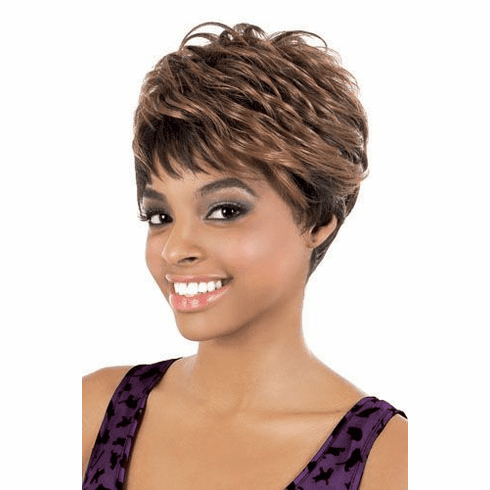 Motown Tress  Synthetic Wig Curly (DIAZ)