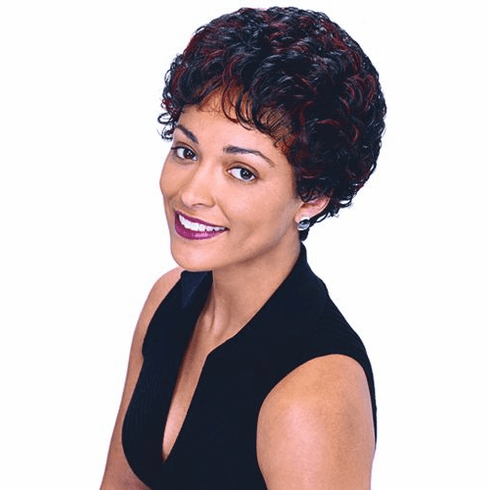 Motown Tress Synthetic Wig  Curly (ENYA)
