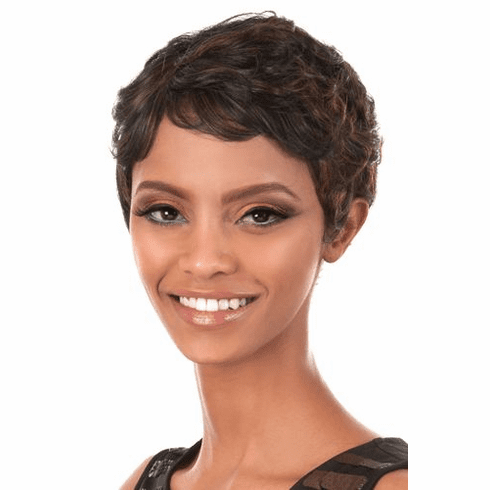 Motown Tress Synthetic Wig  Curly (FRIDA) .