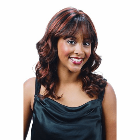Motown Tress Synthetic Wig  Curly (GLORY)