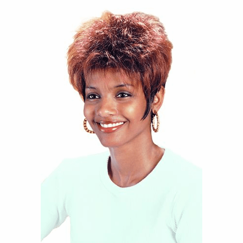 Motown Tress Synthetic Wig  Curly (GREER)