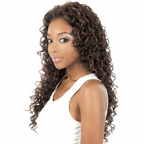 Motown Tress Synthetic Wig  Curly (KENDRA)
