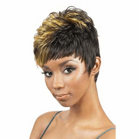 Motown Tress Synthetic Wig  Curly (KIMBER)