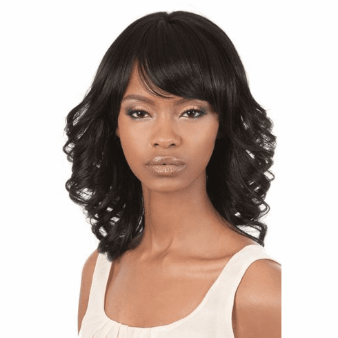 Motown Tress  Synthetic Wig  Curly (KRISTA)