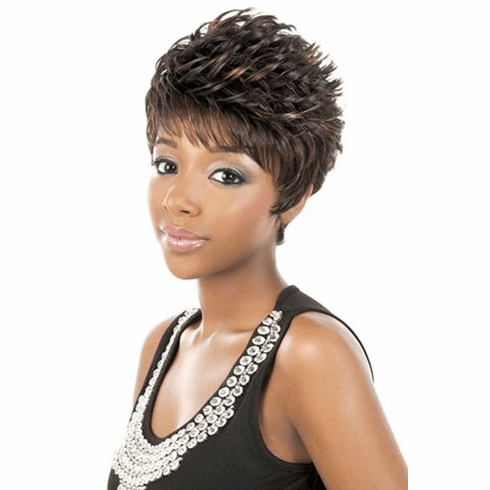 Motown Tress Synthetic Wig  Curly (KUMO)