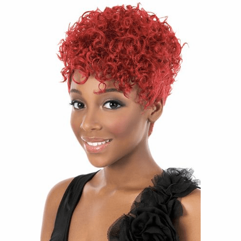 Motown Tress Synthetic Wig  Curly (NORI)