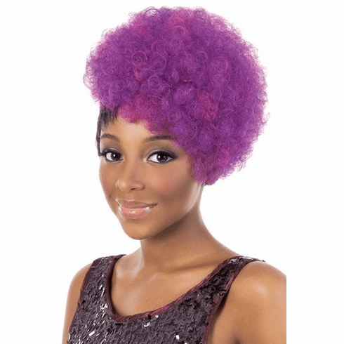 Motown Tress Synthetic Wig  Curly (PUFF)