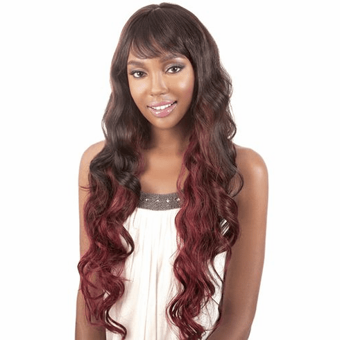 Motown Tress Synthetic Wig  Curly (RUVIAN)
