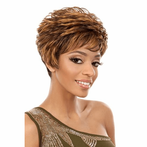Motown Tress Synthetic Wig  Curly (SHILA)
