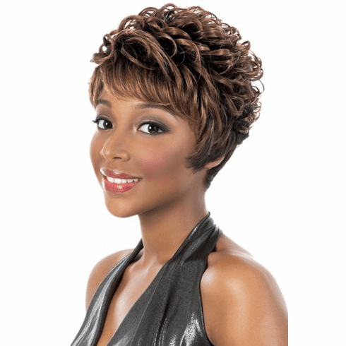 Motown Tress Synthetic Wig  Curly (TOUCH)