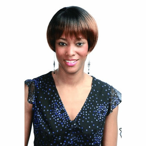 Motown Tress Synthetic Wig Straight  (CUTIE)