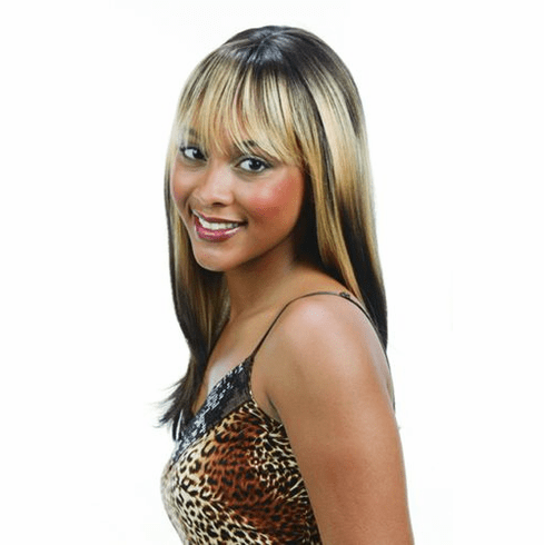 Motown Tress Synthetic Wig Straight  Straight   (PATCHY)
