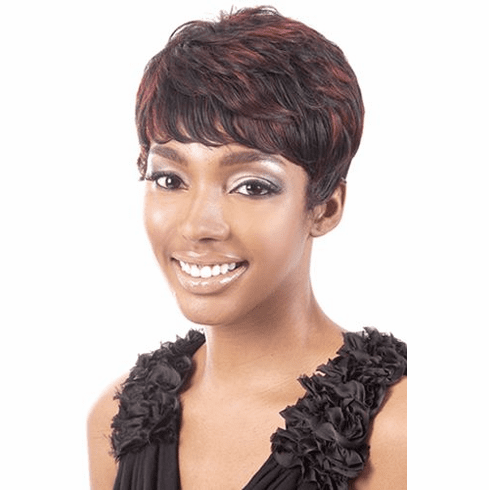 Motown Tress Synthetic Wig Wavy (CHASE)