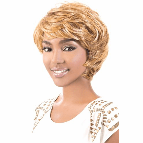 Motown Tress Synthetic Wig Wavy(CLARA)