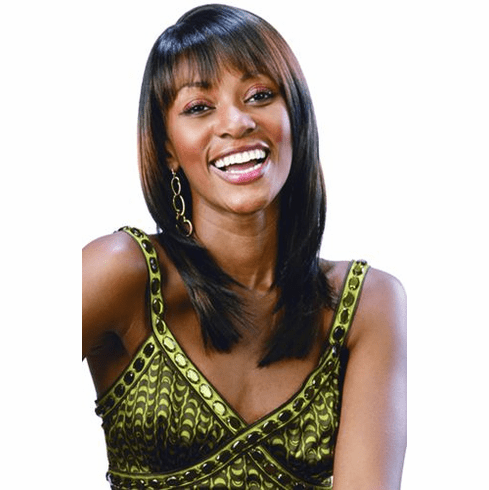 Motown Tress Synthetic Wig Wavy (PATCHY-6)