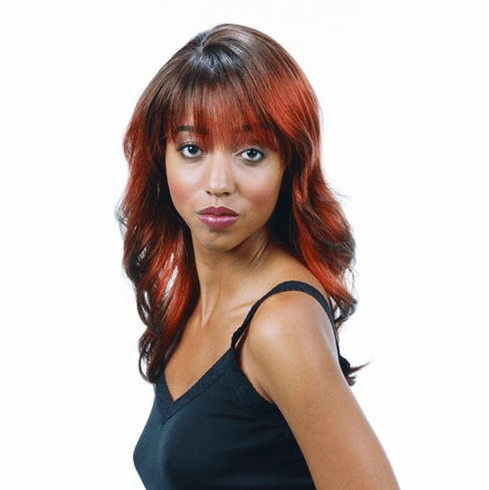 Motown Tress Synthetic Wig Wavy (PATCHY II)