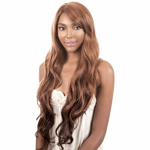 Motown Tress Synthetic Wig Wavy (TIFFANY)