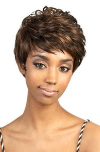Motown Tress Synthetic Wig Straight  (TWIST)