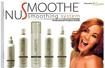 Bronner Bros Professional NUSMOOTHE Smoothing System