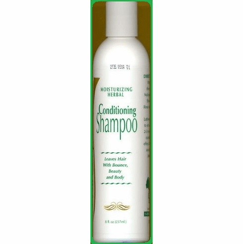 Nu Expressions  Moisturizing Herbal Conditioning Shampoo 8 fl.oz