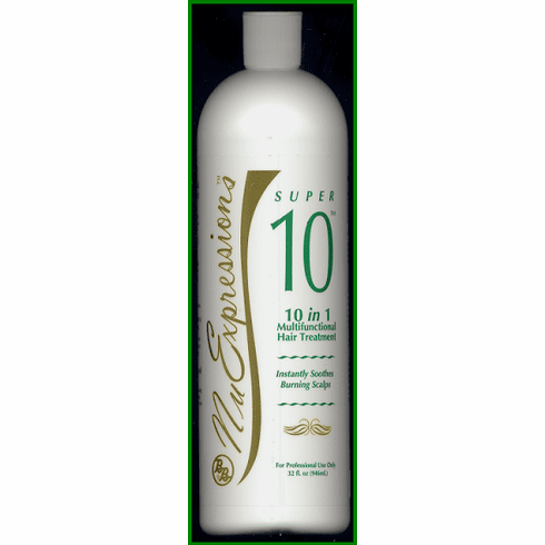 Nu Expressions  Super 10 in 1 Multifunction Hair Treatment 32 fl. oz