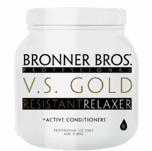 Bronner Bros Professional V.S. Gold  Relaxer (Resistant) 4lbs