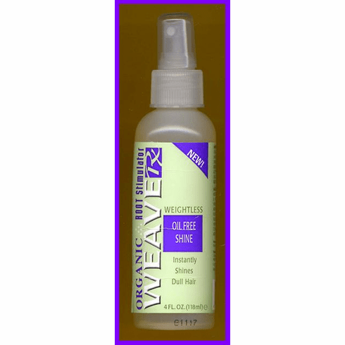 Organic Root Stimulator Weave RX Oil Free Shine 4oz