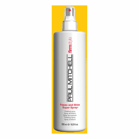 Paul Mitchell Freeze and Shine Super Spray - Firm Style 16.9 fl.