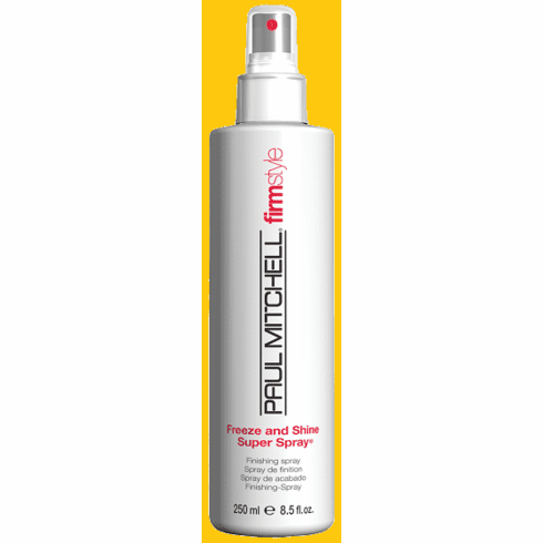 Paul Mitchell Freeze and Shine Super Spray - Firm Style 8.5 fl.oz