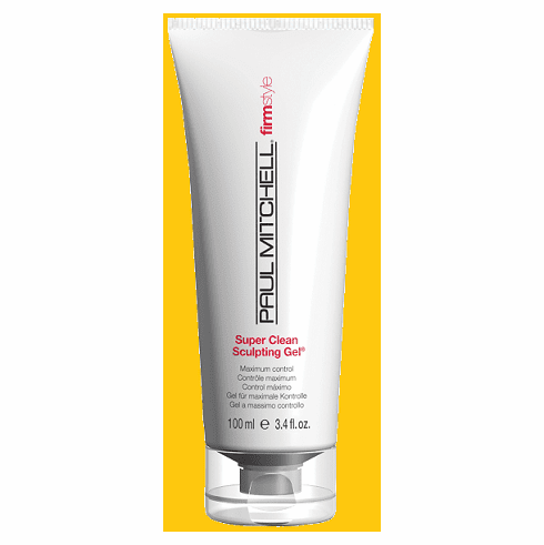 Paul Mitchell Super Clean Sculpting Gel - Firm Style 3.4 fl.oz