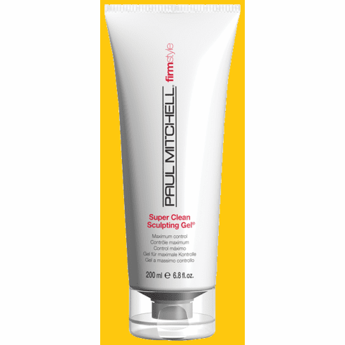 Paul Mitchell Super Clean Sculpting Gel - Firm Style 6.8 fl.oz
