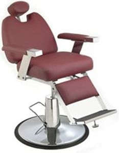 Pibbs 657 JR Barber Chair