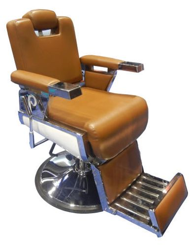 Pibbs 660 Grande Barber Chair With 27 Inch Oversized Base