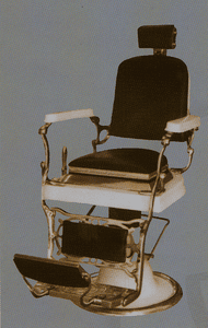 Pibbs: Antigua Hydraulic Barber Chair  9900