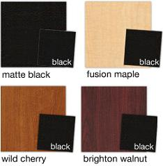 Standard Colors for Jeffco Java & Elite Cabinetry