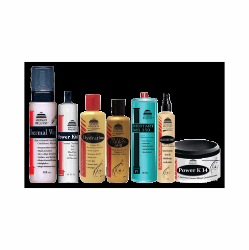 Straight Request Deal #1 (Soothing Scalp & Moisture Treatment Deal)