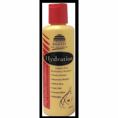 Straight Request Hydration Sulfate Free Hydrating Shampoo 8 fl.oz